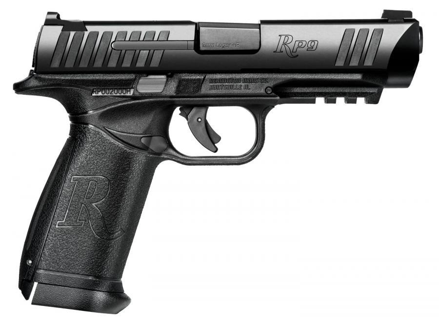 Remington Firearms 96256 RP9 Single 9mm