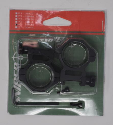 Sniper 30mm Scope Rings