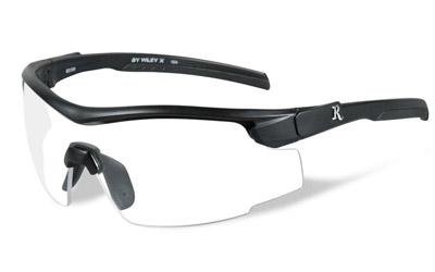 Wiley X Rem Glasses Clear/blk