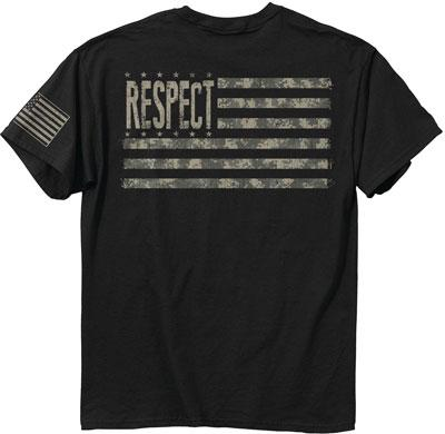 "Buck Wear T-shirt ""respect"