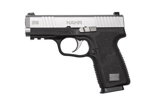 "Kahr Sw9 9mm 3.6"" 7rd Blk"