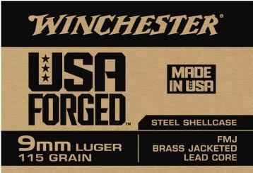 Win 9mm 115gr Fmj Usa