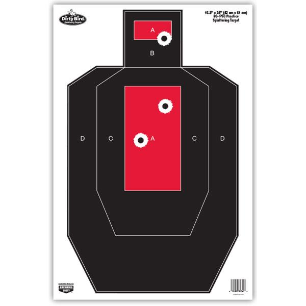 Birchwood Casey Dirty Bird Bc-ipsc Prtgt