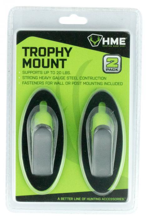 HME Hmetmnt2pk Trophy Mount Mounting Kit