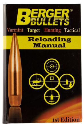 Berg 11111 Reloadng Manual 1ST Edition