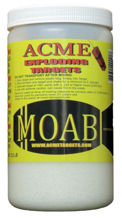 Acme Moab Moab Exploading Binary Target