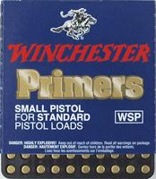 Win Primers Small Pistol