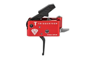 Trigrtech Ar15 Blk Diam Flat Rh