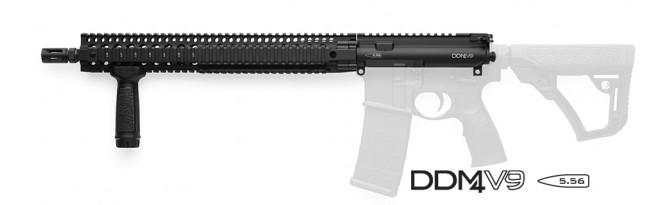 Daniel Defense M4 V9 Upper Urg