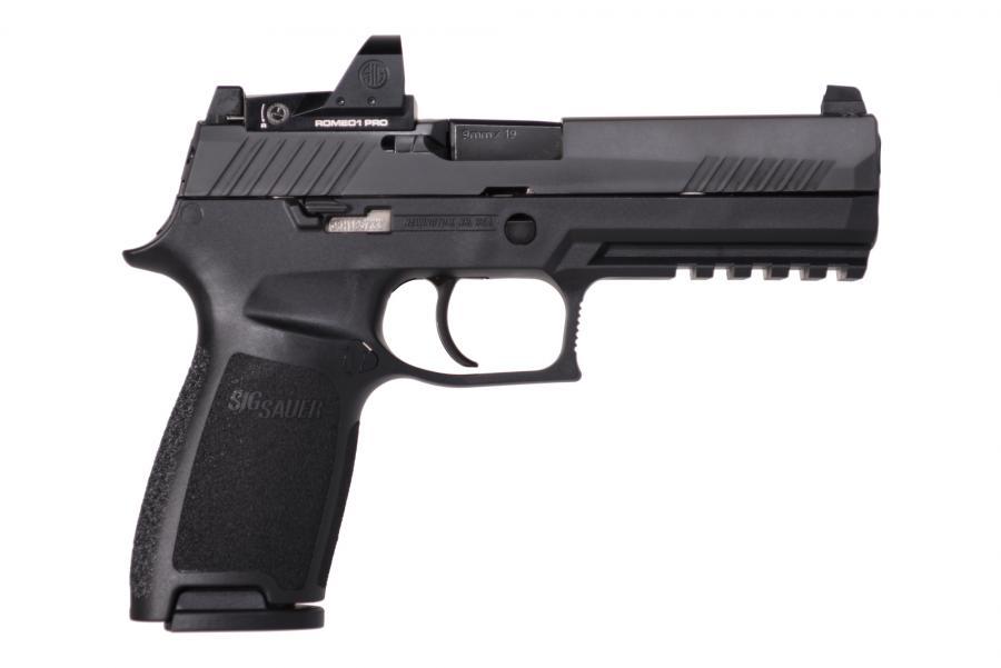 P320 Full 9mm Nit Romeo1 Pro