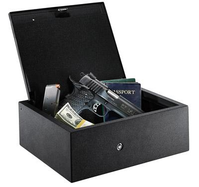 Gunvault Gun Safe Black