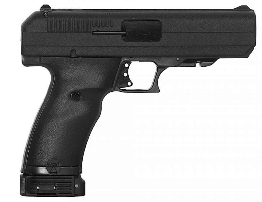 "Hi-point 45 ACP 4.5"" 9+1 Black"
