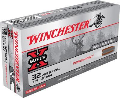 Win Ammo Super X 32 Win