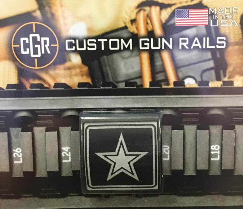 Custom Gun Rails Army Lea035str