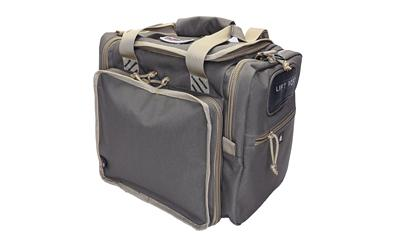 G-outdrs Gps Range Bag Lrg Grn/tan
