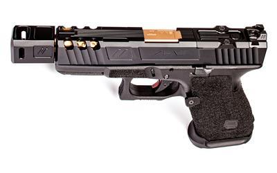 "Zev G3 Z19 Spartan 9mm 4"""
