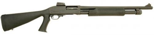 "Interstate Arms Pump 12 Ga 18.5"","
