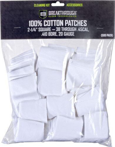 Breakthrough Cleaning Patches