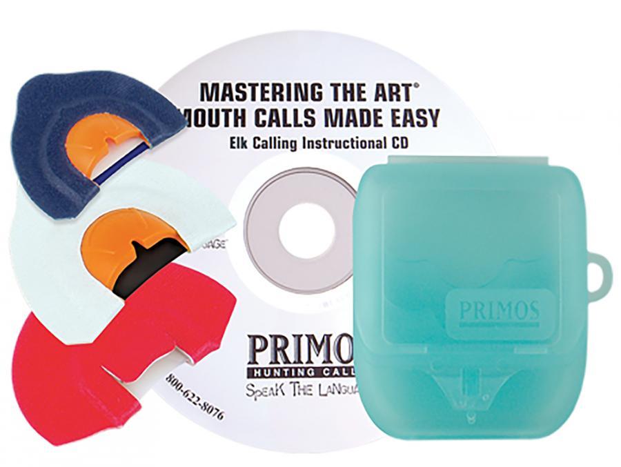 Primos 44212 Mastering the Art Elk
