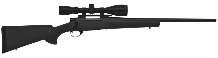 Howa Hgk62707+ Hogue Gameking Scope Pkg