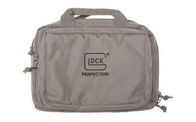 Glock Oem Double Pistol Case Grey