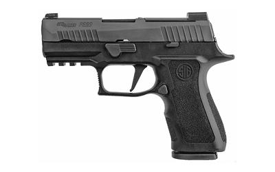 """Sig P320 X-compact 3.6"""" 10rd Blk"""