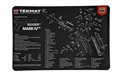 Tekmat Pistol Mat Ruger Mark Iv