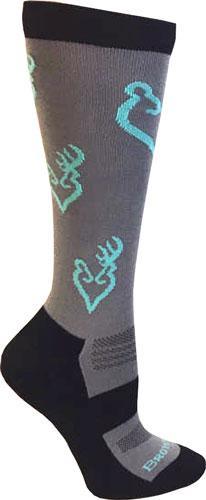 Bg Ladies Heartland Calf Socks