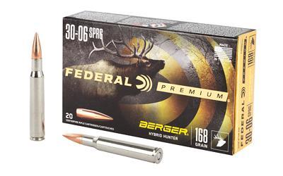 Fed Prm 3006 168gr Hyb Htr