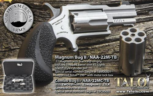 North American Arms 22m/22lr Bugout Ii | Burbank Ammo & Guns