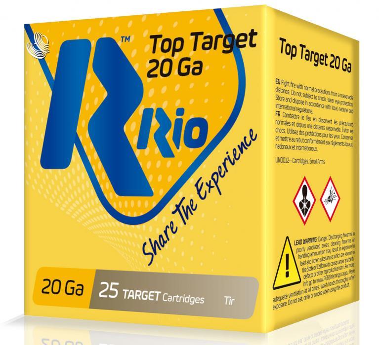 RIO Tt208 20 2.75 7/8oz Trgt