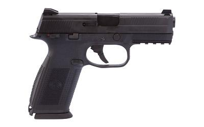 """Fn Fns-40 14rd 4"""" Blk/blk Ms"""