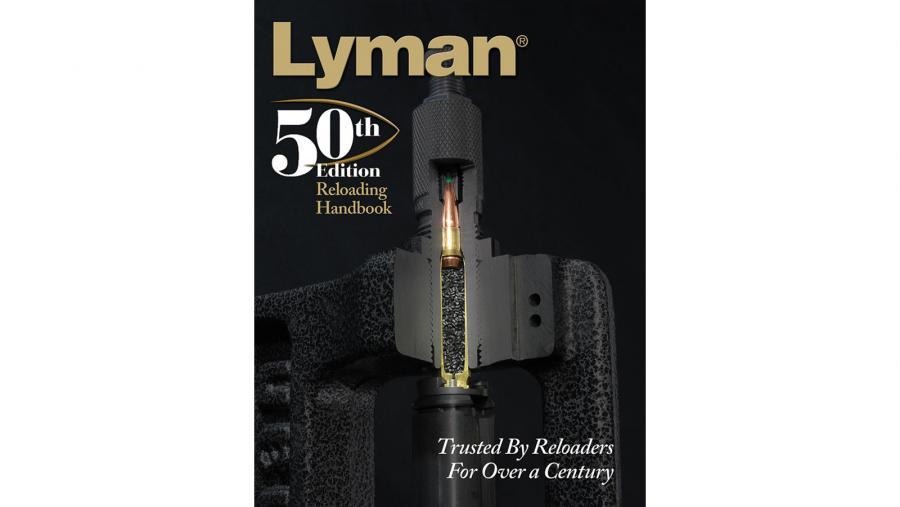 Lym Reloading Handbook 50th Ed
