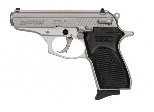 Thunder 380 Nickel Lite 380acp