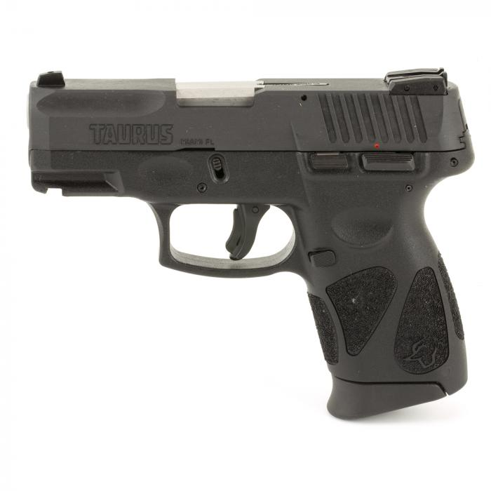 Used Taurus G2C 9mm 12rd Blk