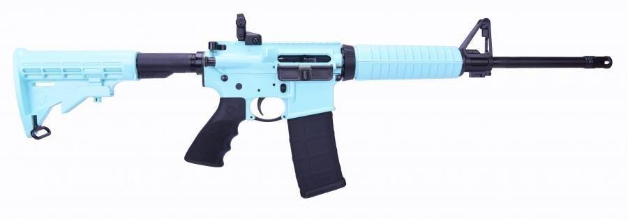 Ar-556 5.56mm Tiffany Blue 16