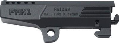 Heizer Def. Barrel 7.62x39 Black Matte