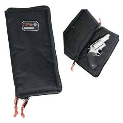 G*outdoors GPS Pistol Sleeve Large Blk
