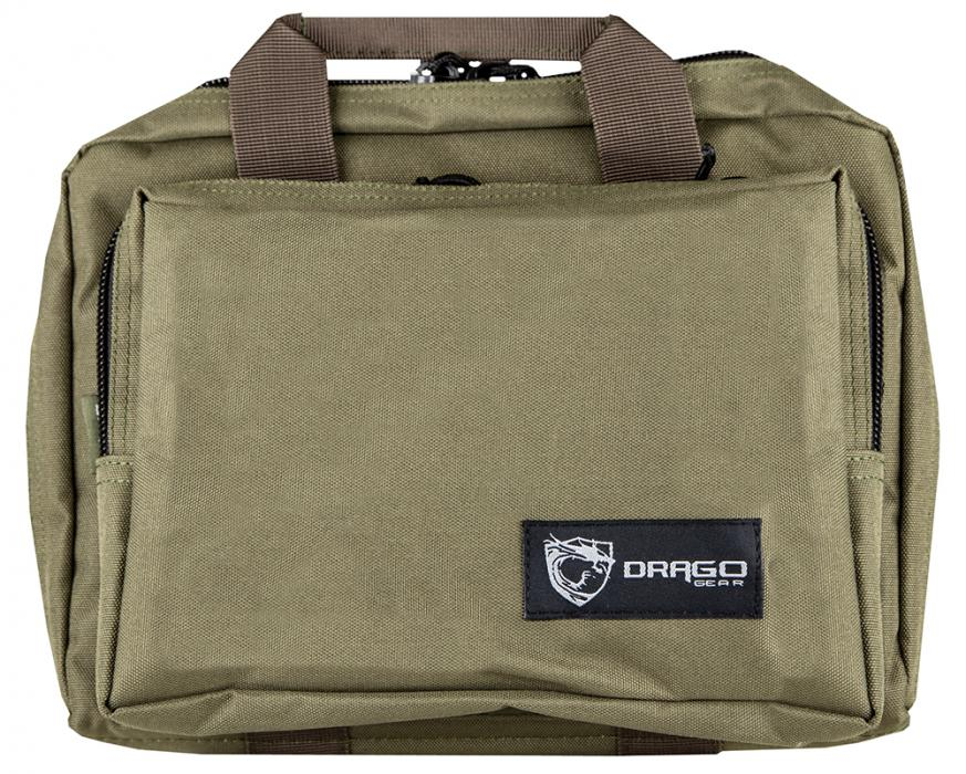 Dgg Pistol Case Double Grn