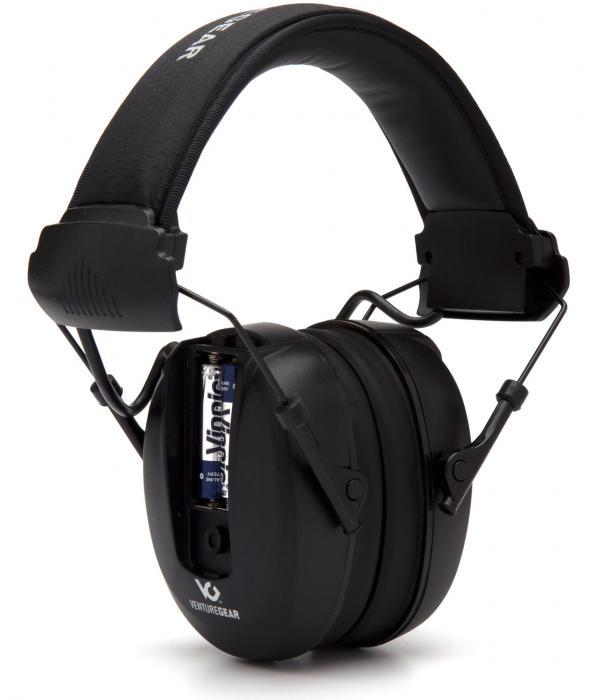 Pyramex Vgpme10 Clandestine Electronic Earmuff 24