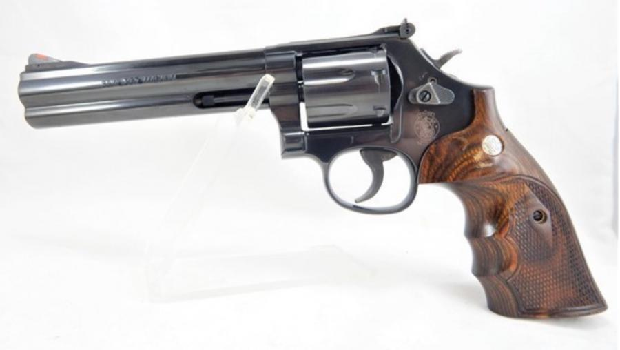 """Smith & Wesson 586-7 6"""" Blue"""