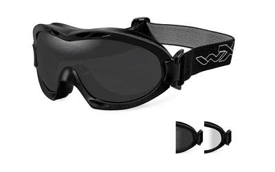 Wiley X Nerve Goggles Smk Gry