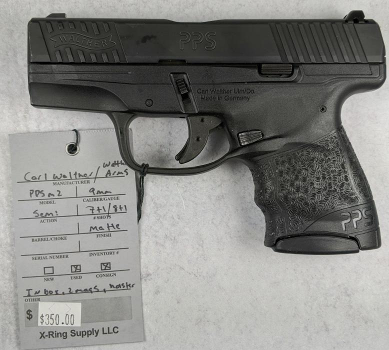 Walther/walther PPS (a-6570)