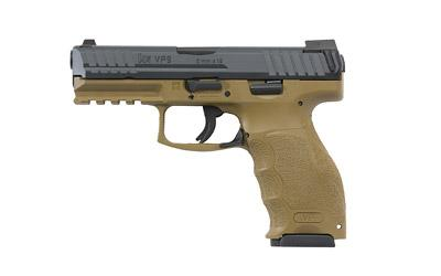 "Hk Vp9 9mm 4.09"" 10rd Fde"