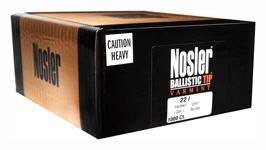 Nosler Bullets 22 Cal .224