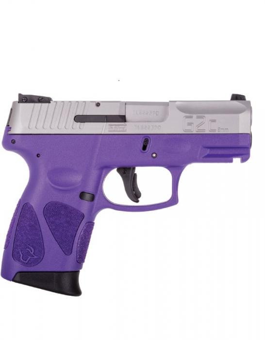 G2c 9mm Ss/dark Purple 12+1