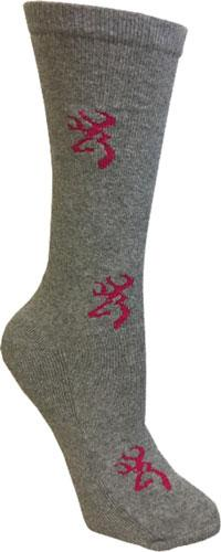 Bg Ladies Heartland Crew Socks