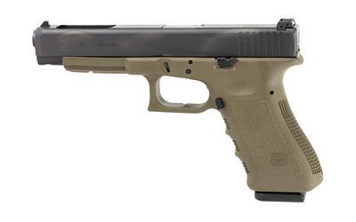 Glock 34 9mm Prac/tact 10rd Od