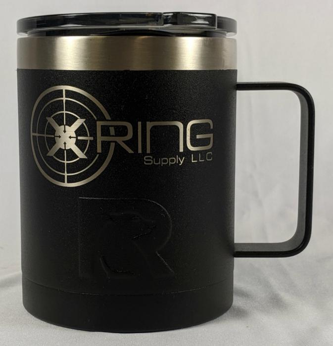 X-ring Rtic Black Coffee Cup 12oz