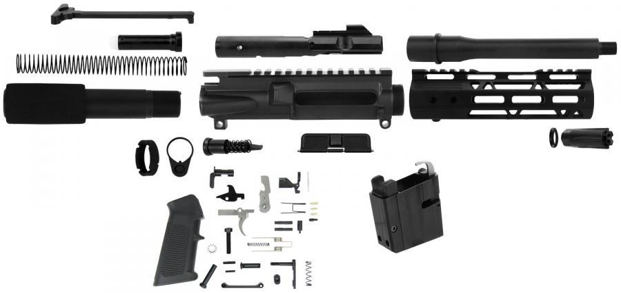 Tacfire Pk9mmlpk7-adc 9MM 7 Pstl Build